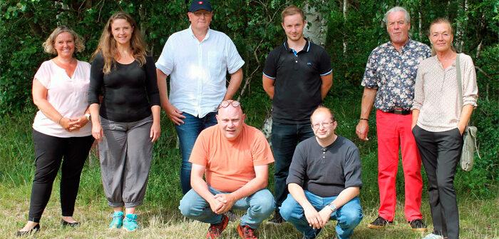 Forlaget Muse og venner på skovtur