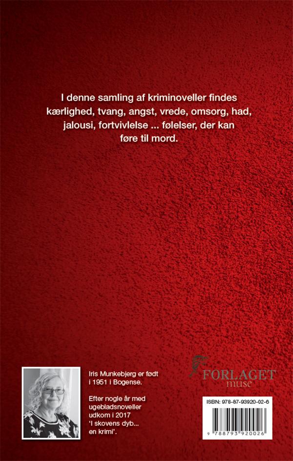 Iris Munkebjerg - Den Sorte Krukke bagside